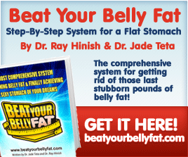 Beat Your Belly Fat Ad1